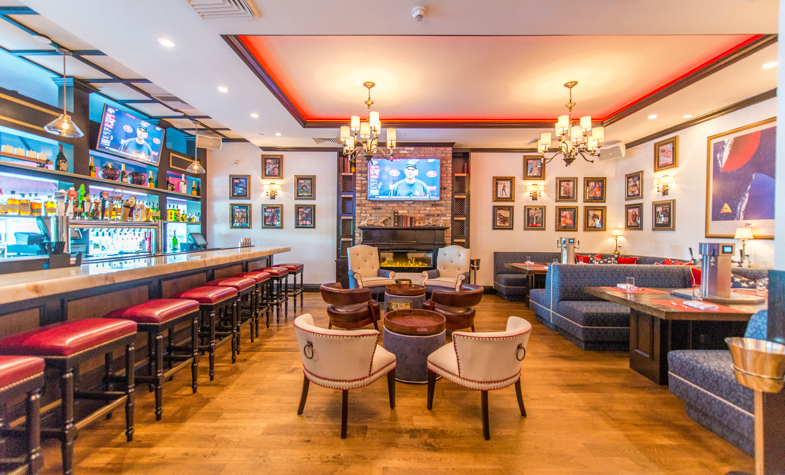American Social Miami Bar and Restaurant