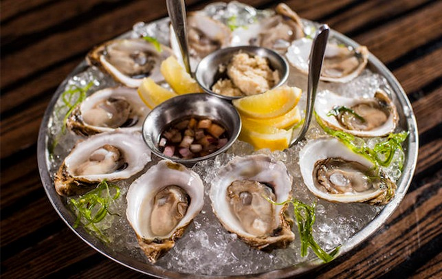 American Social Oysters